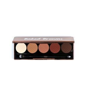 Dose of Colors Eyeshadow Palette in Baked Browns